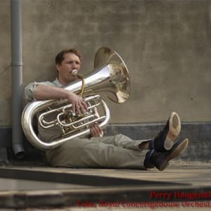 Onze solist voor dit tournee: Perry Hoogendijk